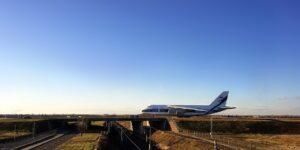 Antonow An-124-100 am Flughafen Leipzig/Halle