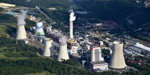 Kraftwerk Turów, Luftaufnahme (2019)